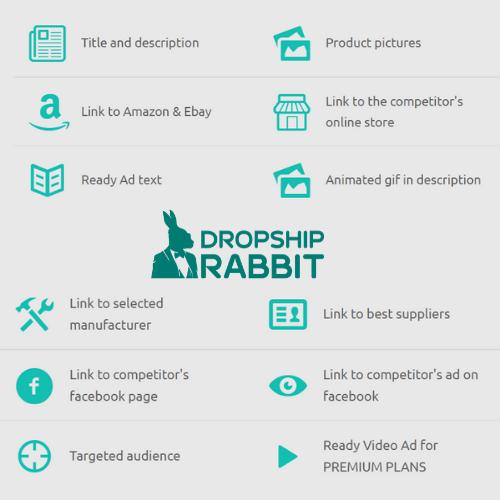 Dropship Rabbit Winning Product Tool