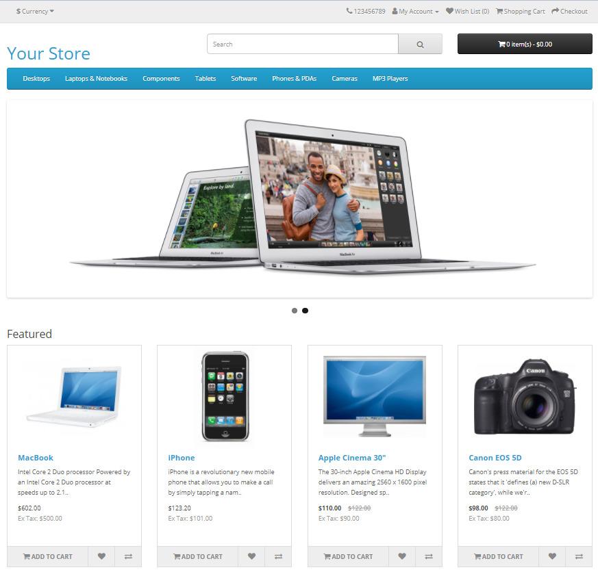 opencart-webiste-design-opencart-review-ecomsprint