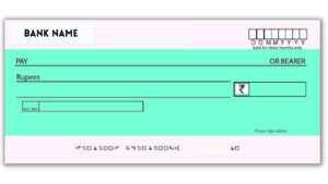 Read more about the article 10 Things to consider for a safe Cheque Payment