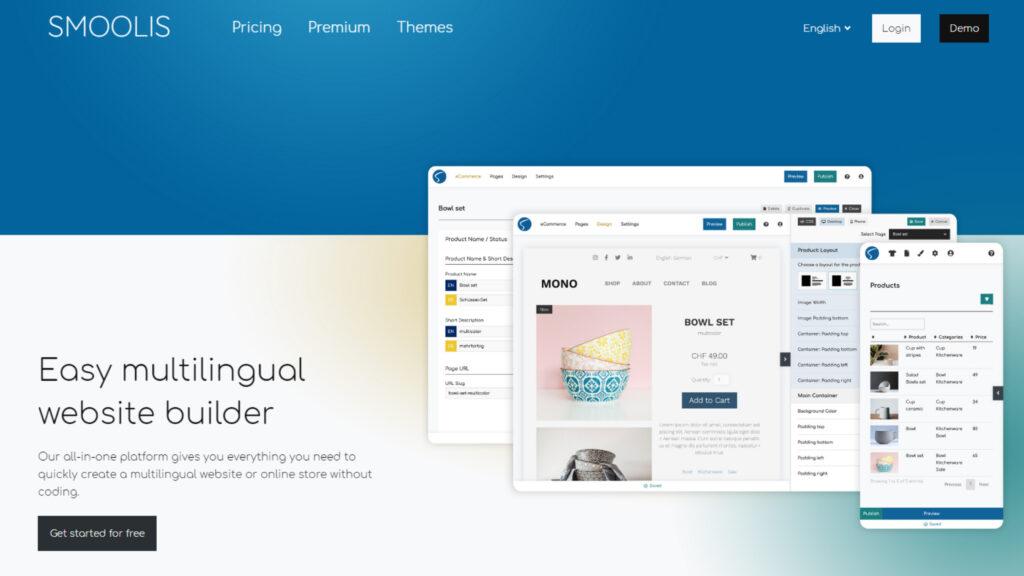 smoolis-cheap-website-builder-affordable-ecommerce-website-design-platform