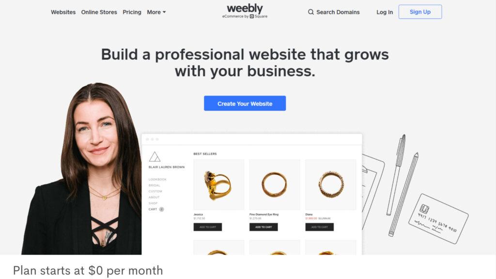 weebly-cheap-website-builder-affordable-ecommerce-website-design-platform