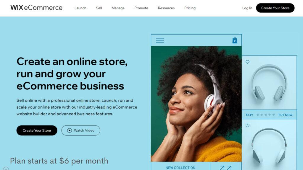 wix-ecommerce-cheap-website-builder-affordable-ecommerce-website-design-platform