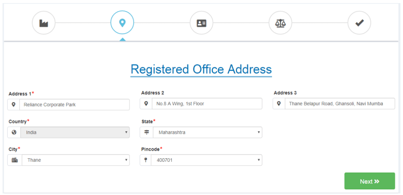 ajio-seller-registration-registered-office-address